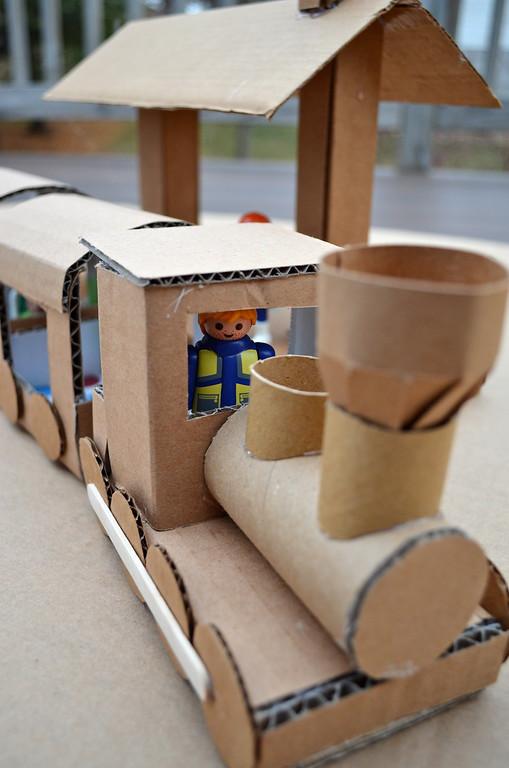 Los regalos de Reyes puedes hacerlos tú: juguetes de cartón