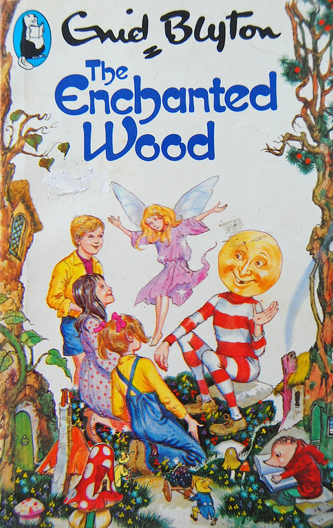 It s the first of enid blyton s original trilogy that is beloved by